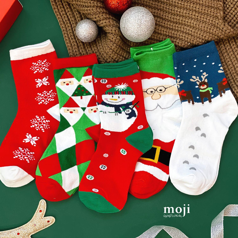 Tất Giáng sinh giá hạt dẻ mà cực yêu, mua để diện hay đem tặng cũng hết ý - Ảnh 7.
