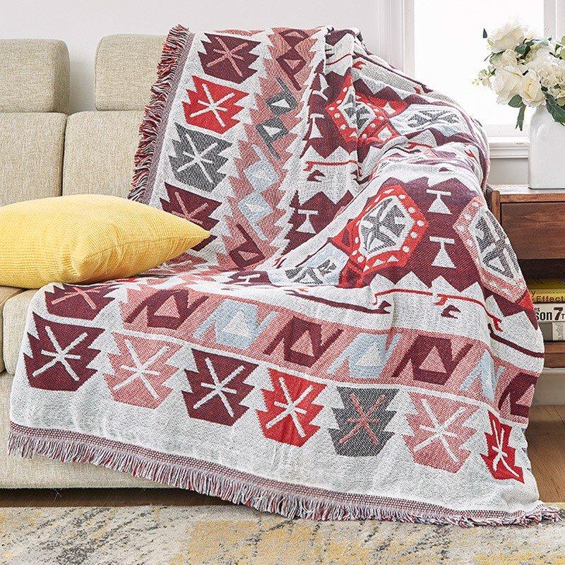Sắm chăn sofa vừa xinh vừa ấm giá chỉ từ 98k - Ảnh 4.