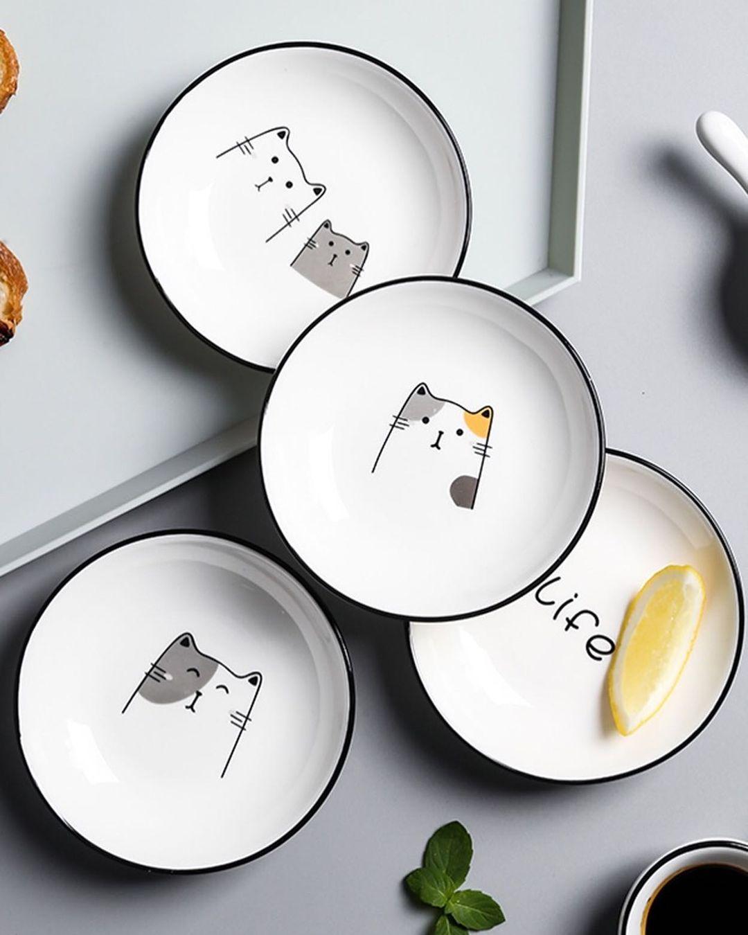 Sắm bộ bát đĩa từ 125k để chụp ảnh đồ ăn pro như food blogger - Ảnh 1.
