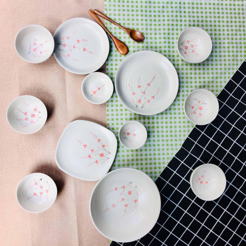 Sắm bộ bát đĩa từ 125k để chụp ảnh đồ ăn pro như food blogger - Ảnh 2.
