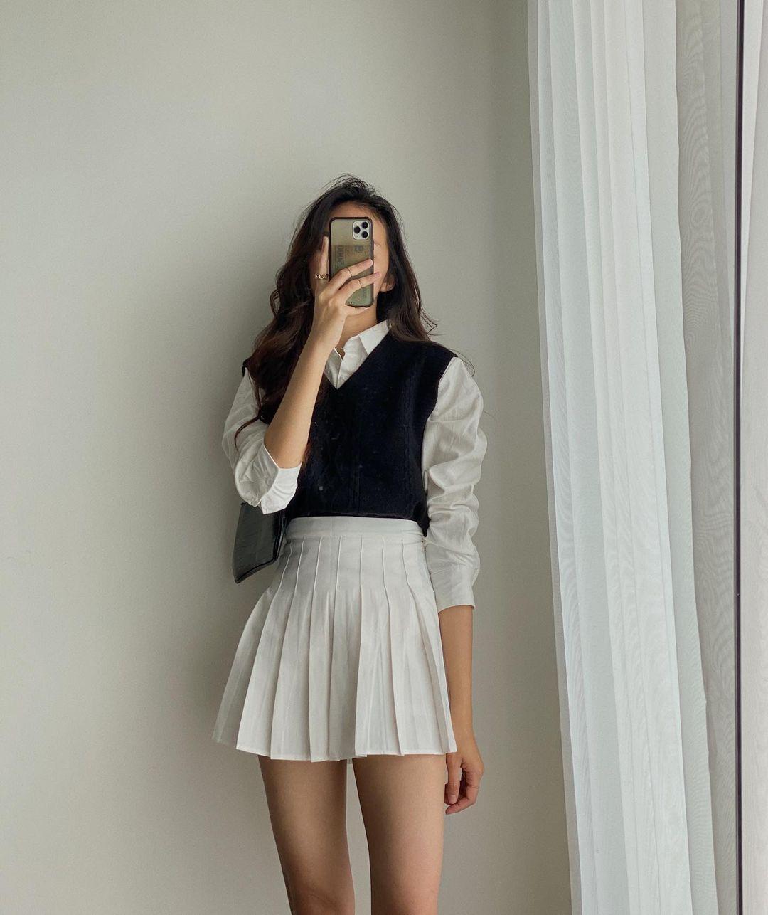 6 món đồ len Rosé mê nhất: Các nàng sắm theo đảm bảo mặc đẹp - Ảnh 7.