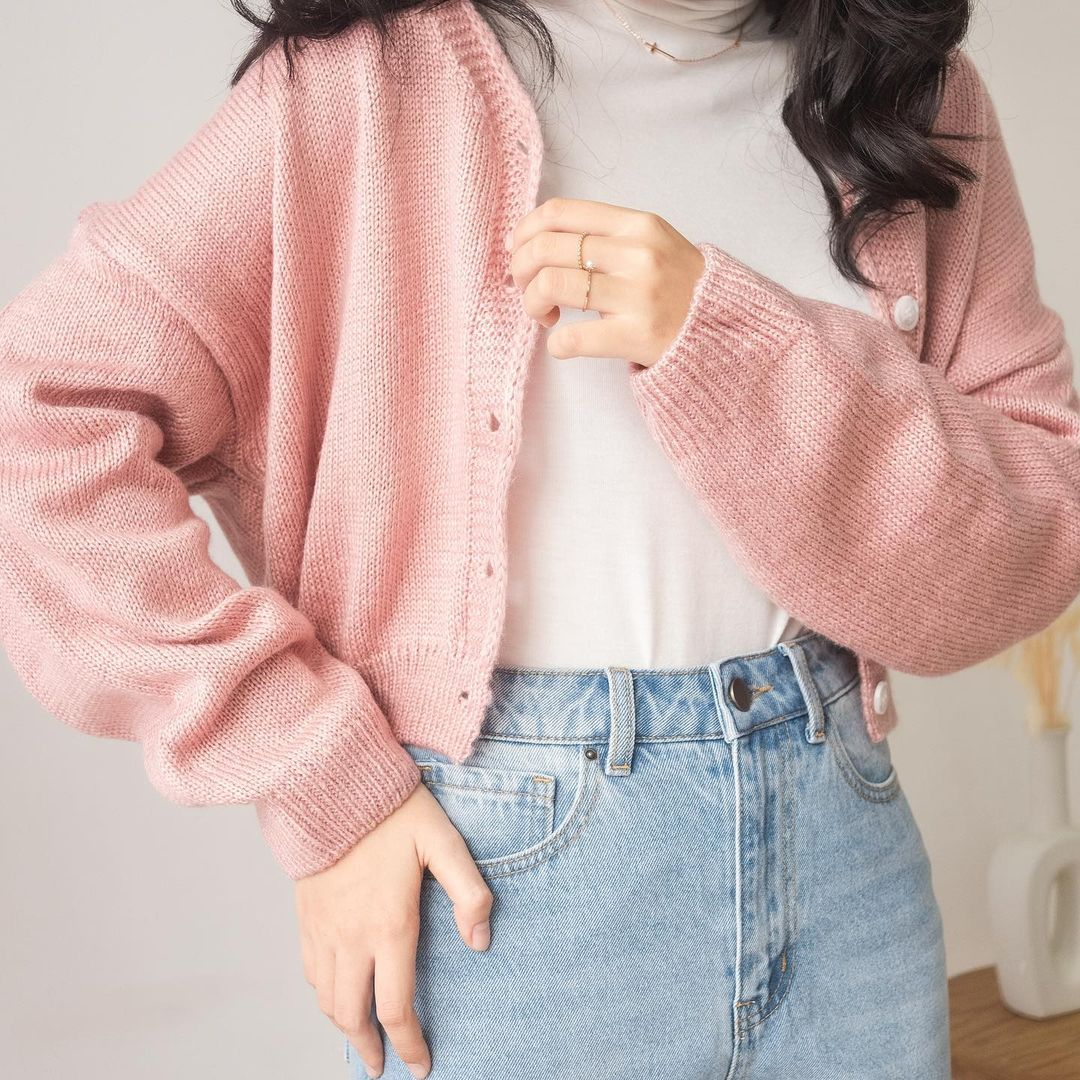 6 món đồ len Rosé mê nhất: Các nàng sắm theo đảm bảo mặc đẹp - Ảnh 11.