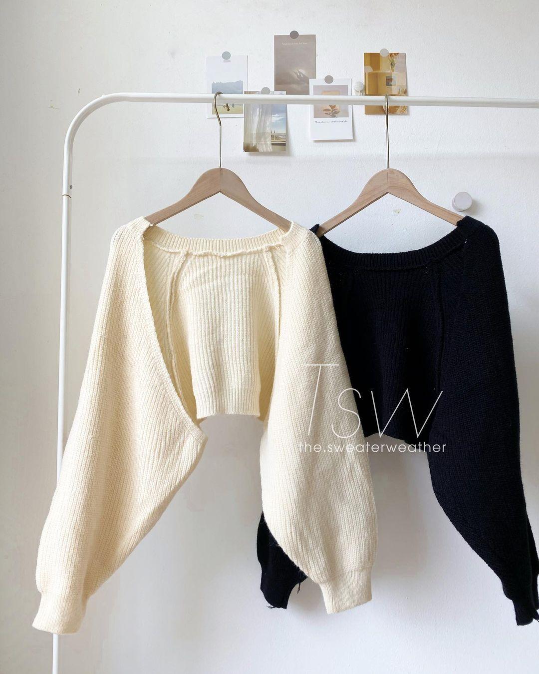 6 món đồ len Rosé mê nhất: Các nàng sắm theo đảm bảo mặc đẹp - Ảnh 3.