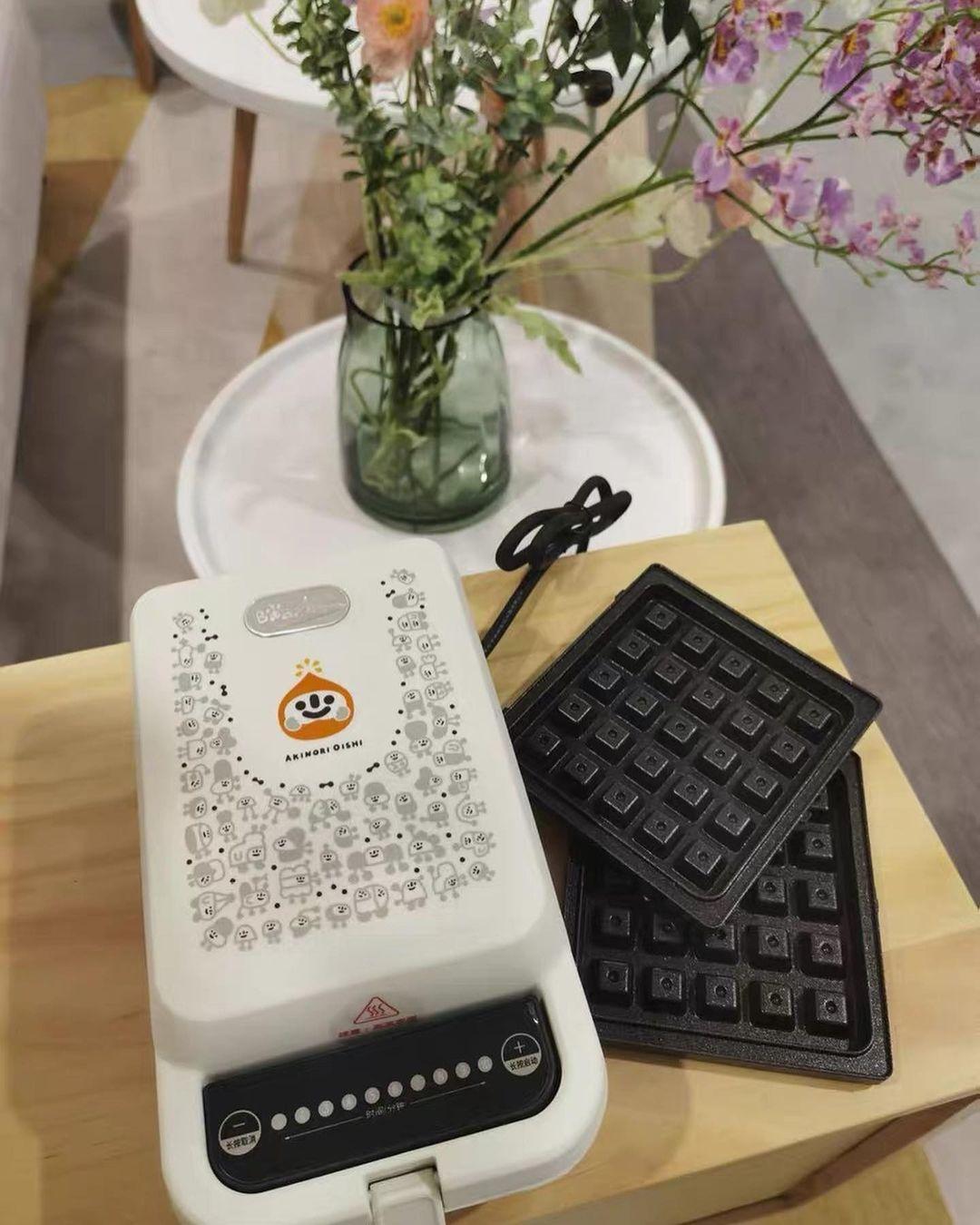 Từ 239k, bạn đã sắm được máy làm bánh waffle xịn sò hệt ngoài tiệm như Hà Tăng - Ảnh 8.