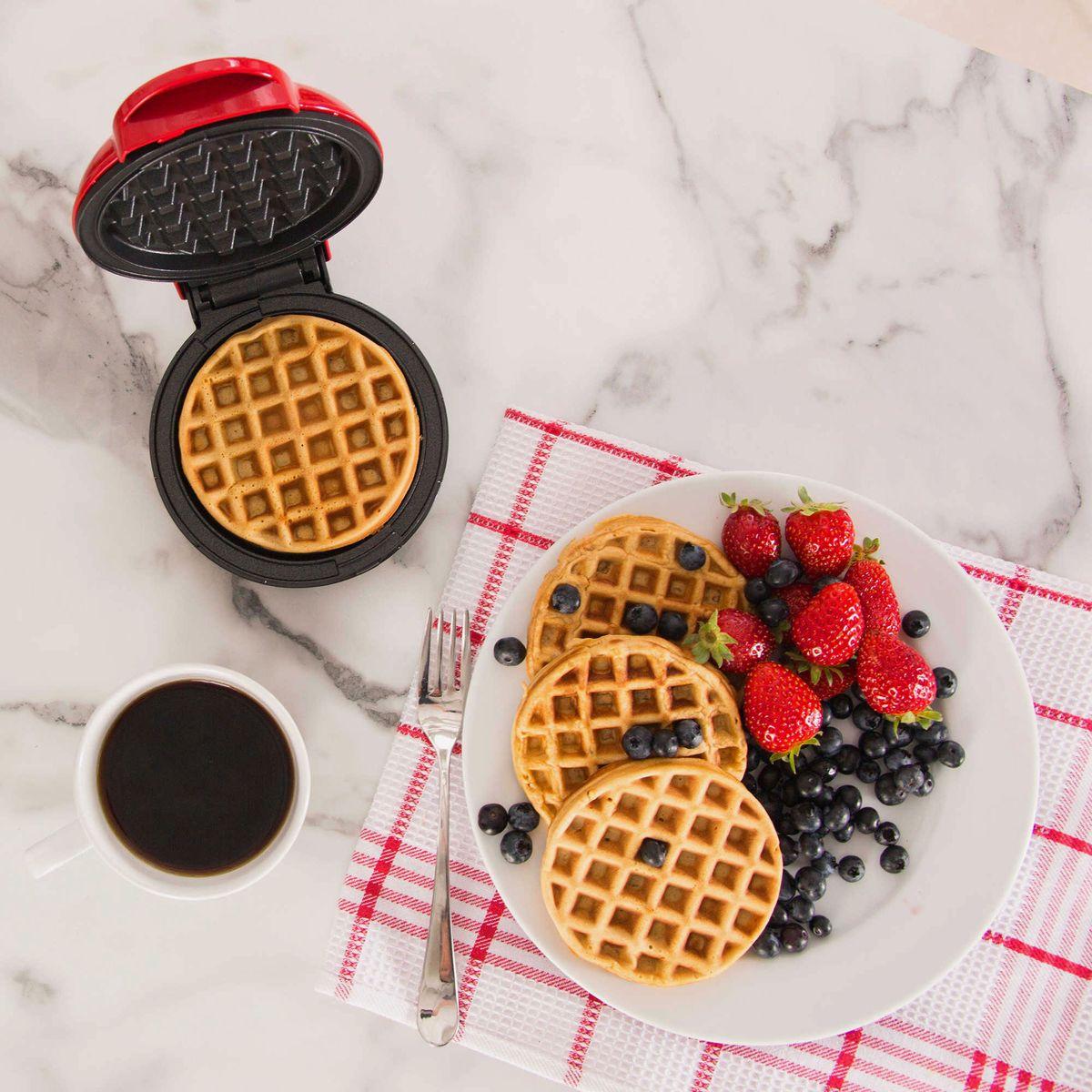 Từ 239k, bạn đã sắm được máy làm bánh waffle xịn sò hệt ngoài tiệm như Hà Tăng - Ảnh 4.