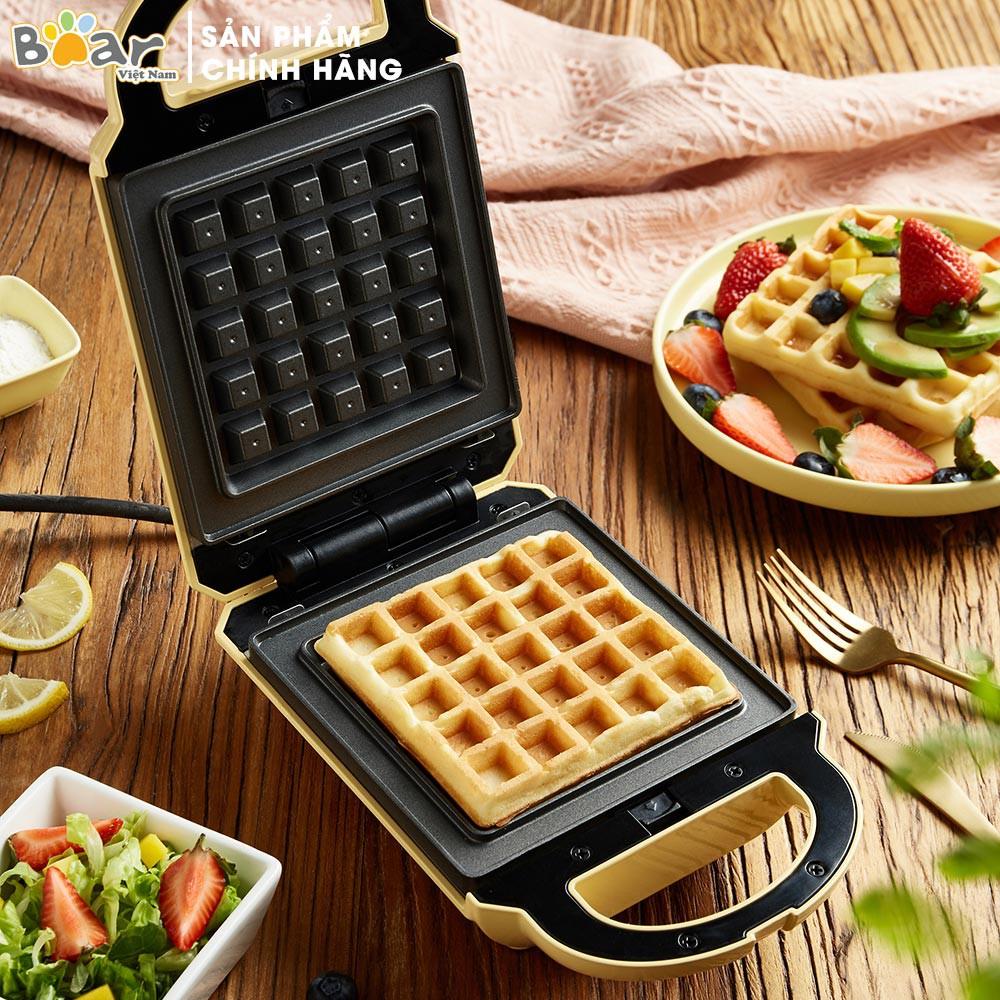 Từ 239k, bạn đã sắm được máy làm bánh waffle xịn sò hệt ngoài tiệm như Hà Tăng - Ảnh 6.
