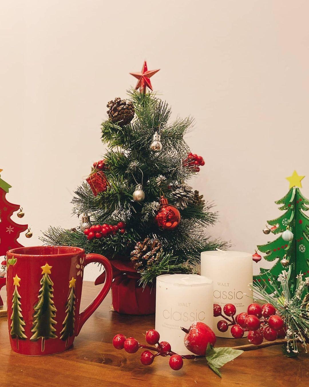 Sắm cây thông giả cho Noel: Hơn trăm nghìn hay tiền triệu đều có, loại nào cũng siêu đẹp - Ảnh 3.