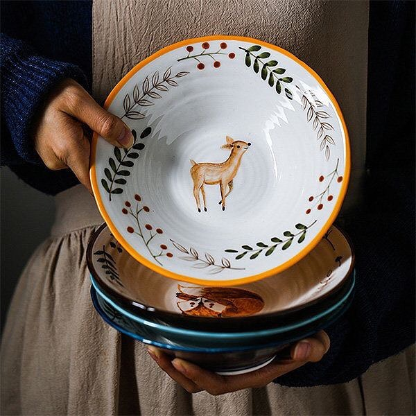 Muốn có bàn ăn lung linh đón Giáng sinh, bạn đừng tiếc 125k mà sắm bát đĩa đúng chuẩn - Ảnh 4.