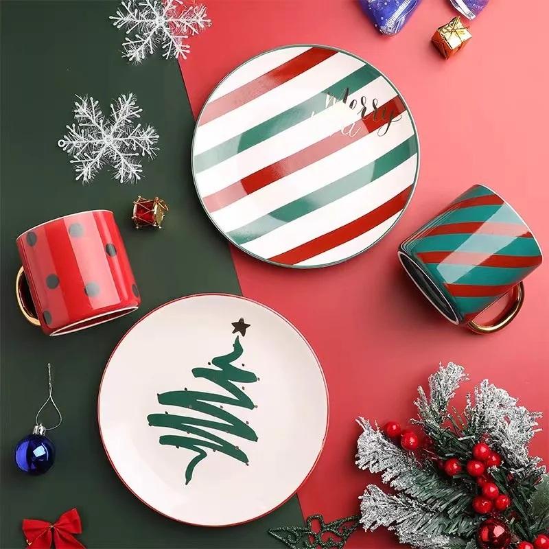 Muốn có bàn ăn lung linh đón Giáng sinh, bạn đừng tiếc 125k mà sắm bát đĩa đúng chuẩn - Ảnh 2.