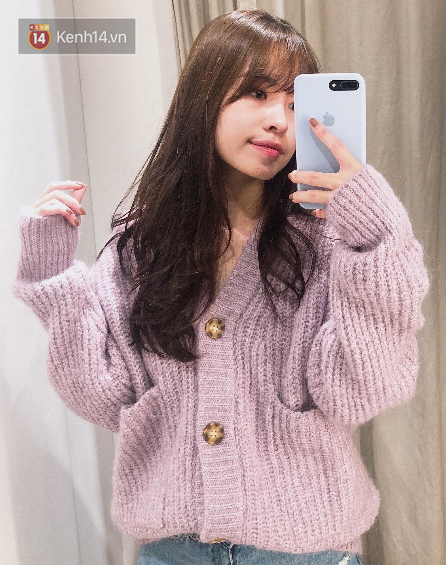 Clip: Lượn nhanh vào Zara - H&M, mình đã tia được 7 em áo ấm siêu xinh giá chỉ từ 499K - Ảnh 5.
