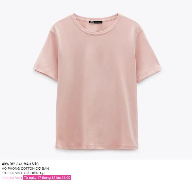 Zara Việt Nam sale mạnh từ tối nay: Những món dưới 1 triệu đáng sắm nhất - Ảnh 11.