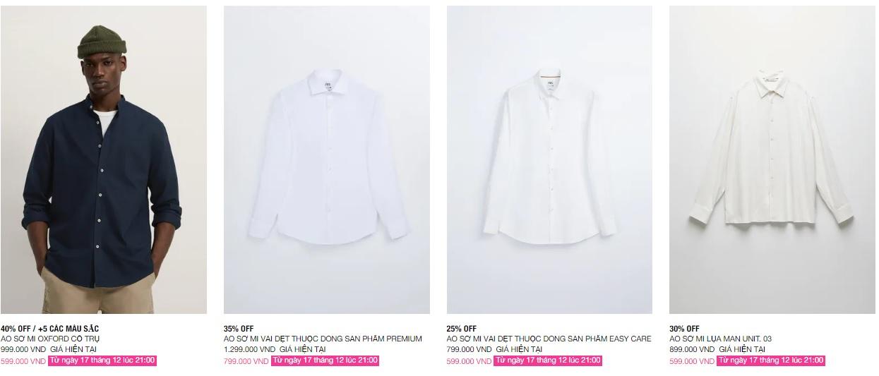 Zara Việt Nam sale mạnh từ tối nay: Những món dưới 1 triệu đáng sắm nhất - Ảnh 19.