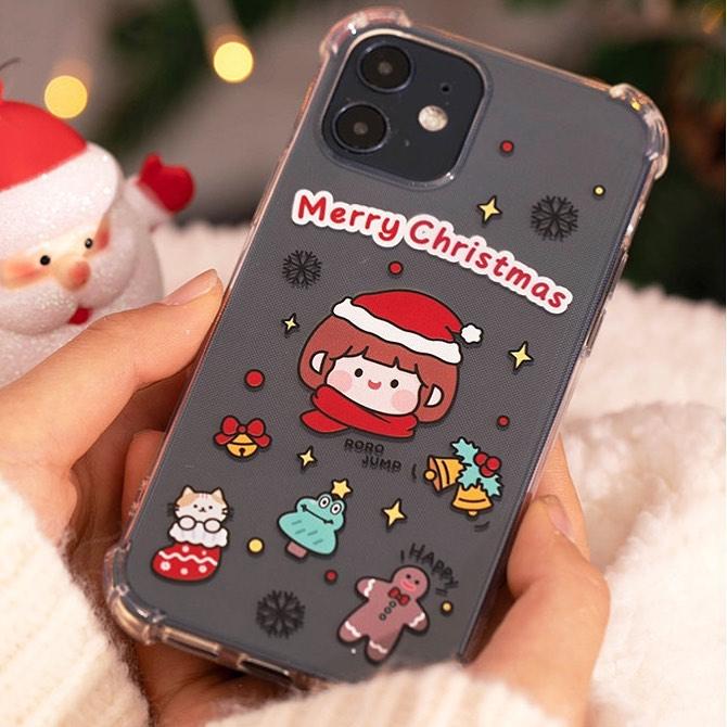 Ốp điện thoại Noel giá từ 60k, toàn kiểu dễ thương khó mà chỉ tậu 1 chiếc - Ảnh 2.
