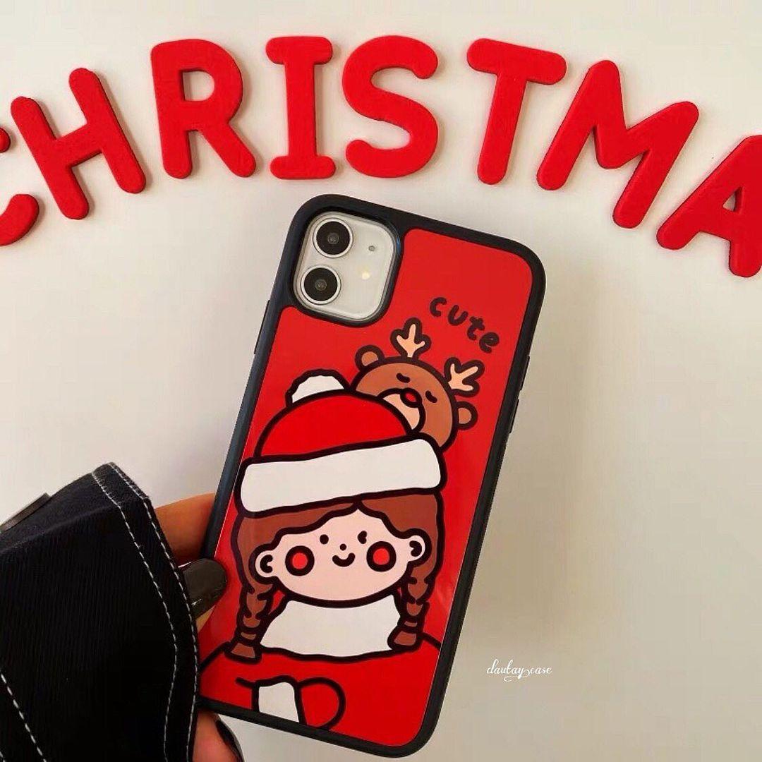 Ốp điện thoại Noel giá từ 60k, toàn kiểu dễ thương khó mà chỉ tậu 1 chiếc - Ảnh 6.