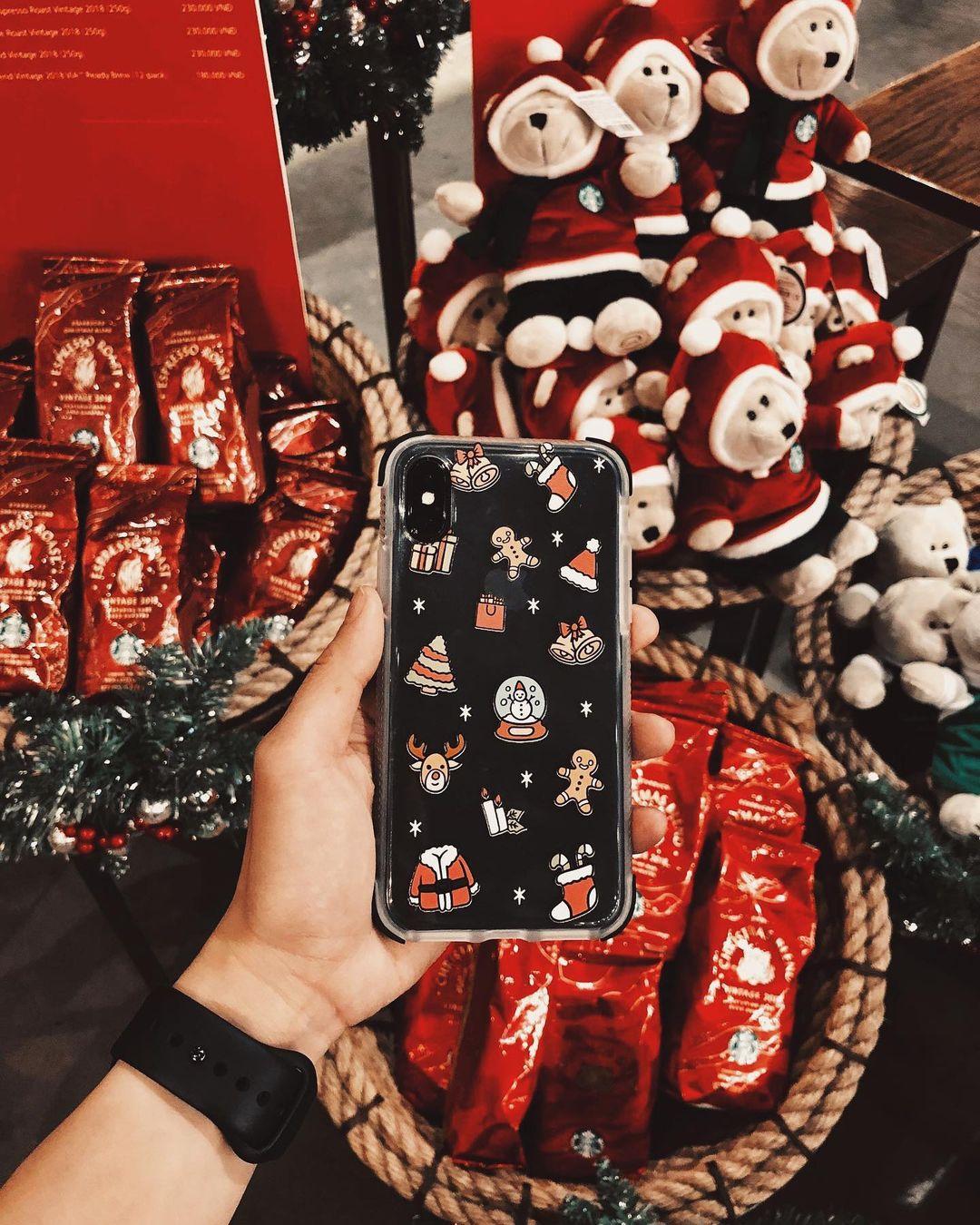 Ốp điện thoại Noel giá từ 60k, toàn kiểu dễ thương khó mà chỉ tậu 1 chiếc - Ảnh 8.