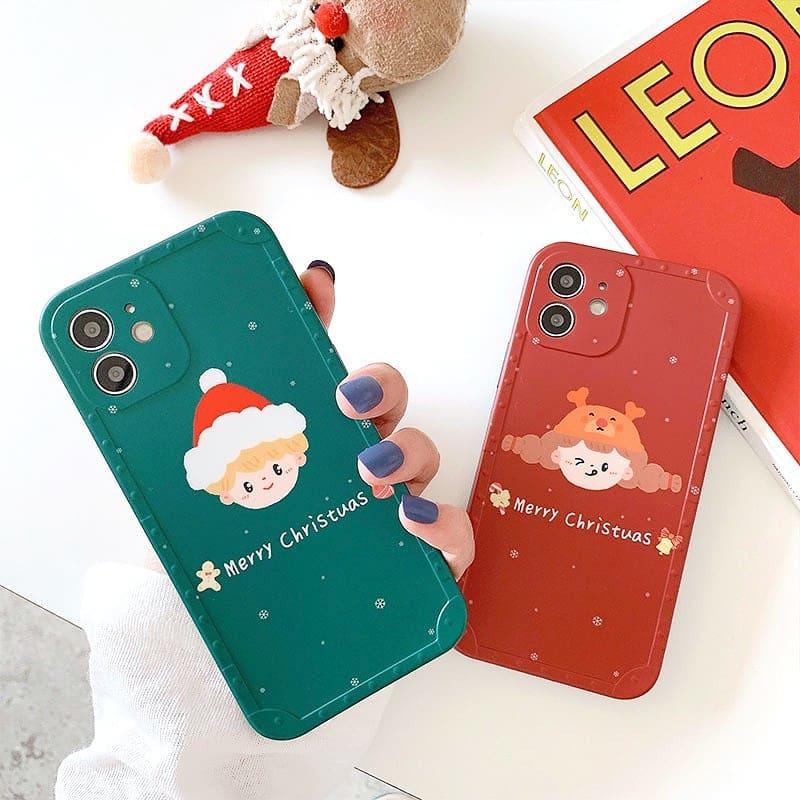 Ốp điện thoại Noel giá từ 60k, toàn kiểu dễ thương khó mà chỉ tậu 1 chiếc - Ảnh 3.