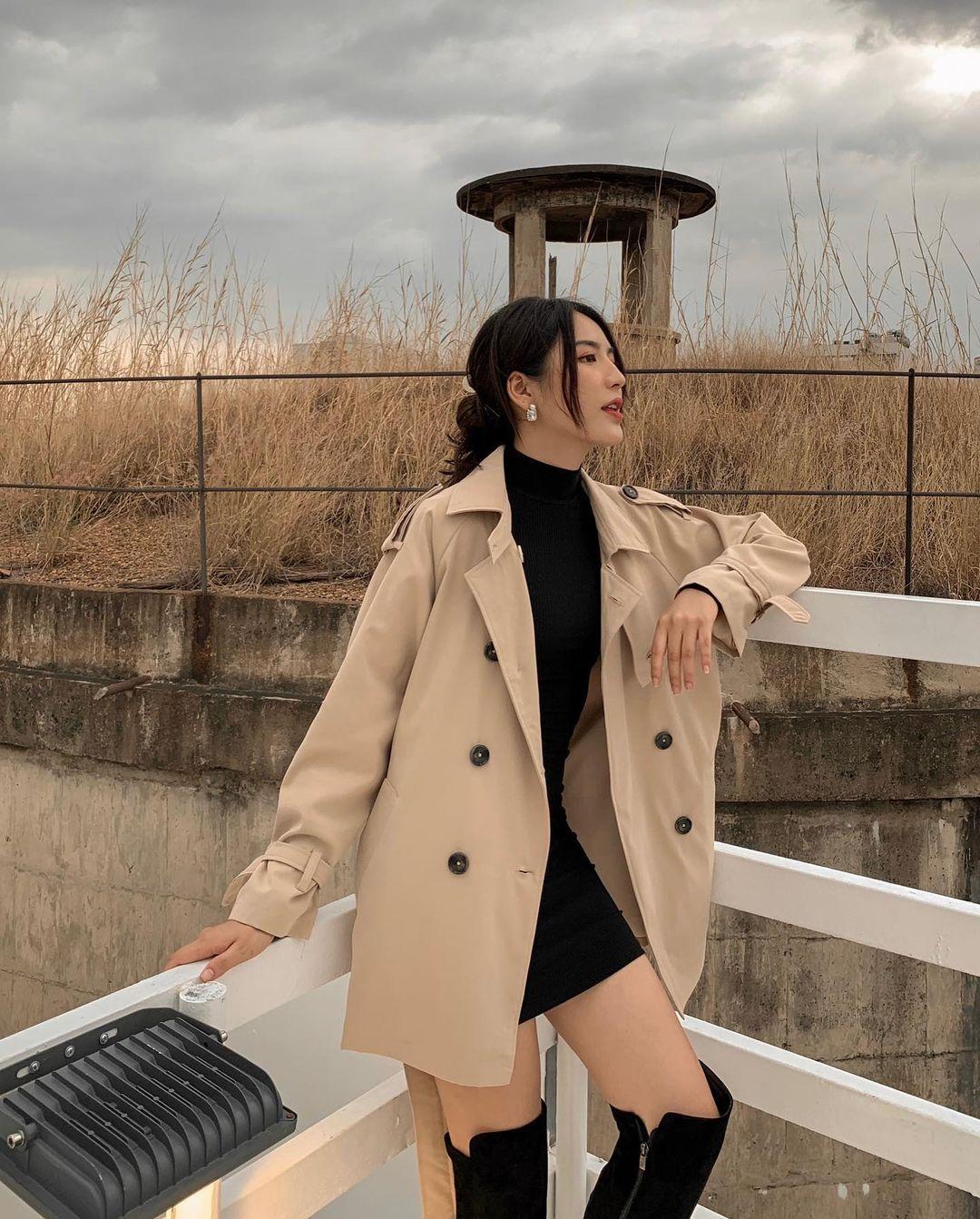 Sài Gòn lạnh rồi, sắm ngay áo khoác trendy từ 400k - Ảnh 4.
