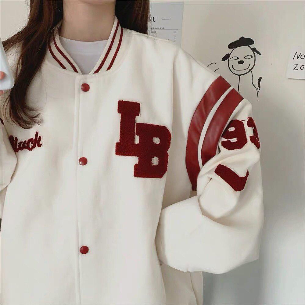 Từ 250K là mua được áo khoác bóng chày giống BLACKPINK, lại mix được 7749 style - Ảnh 4.