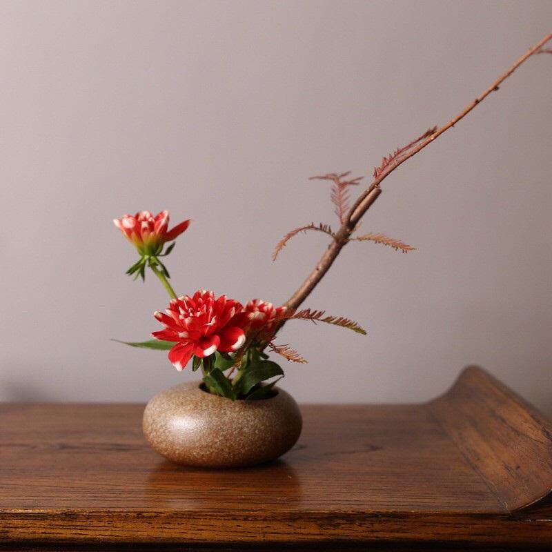 Sắm bình hoa Tết từ 85k: Cắm hoa gì cũng đẹp, vụng mấy cũng được tác phẩm ra trò - Ảnh 5.