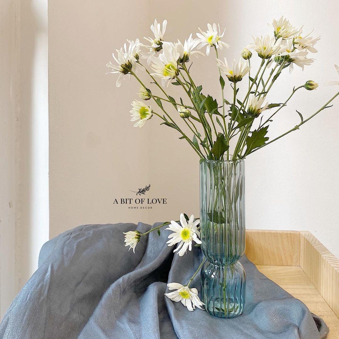 Sắm bình hoa Tết từ 85k: Cắm hoa gì cũng đẹp, vụng mấy cũng được tác phẩm ra trò - Ảnh 3.