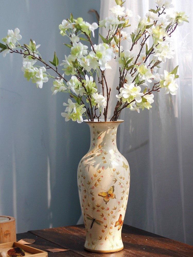 Sắm bình hoa Tết từ 85k: Cắm hoa gì cũng đẹp, vụng mấy cũng được tác phẩm ra trò - Ảnh 8.