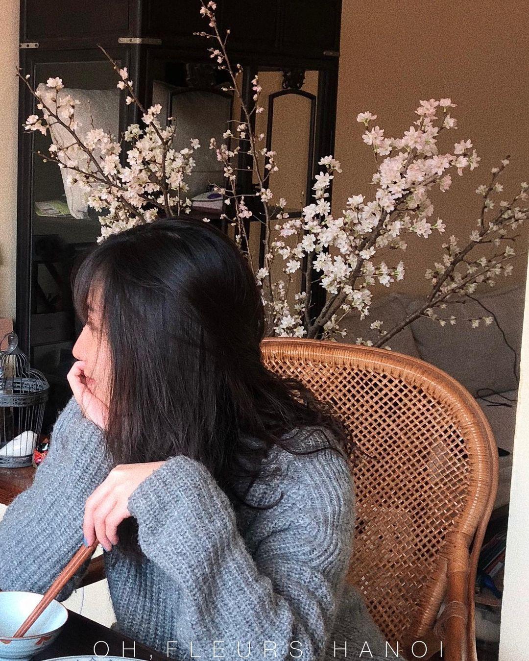 Hoa chơi Tết: Sakura Nhật được hội sành điệu mê tít, giá cao nhưng vẫn lọt top hoa siêu hot - Ảnh 3.
