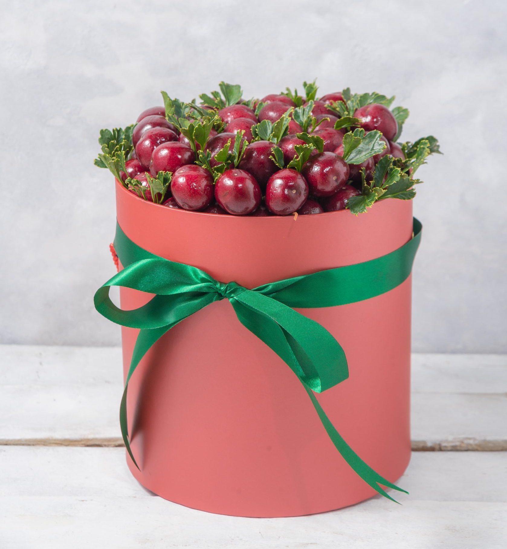 Tết biếu cherry cho sang xịn, thể nào người nhận cũng mê chữ ê kéo dài - Ảnh 3.