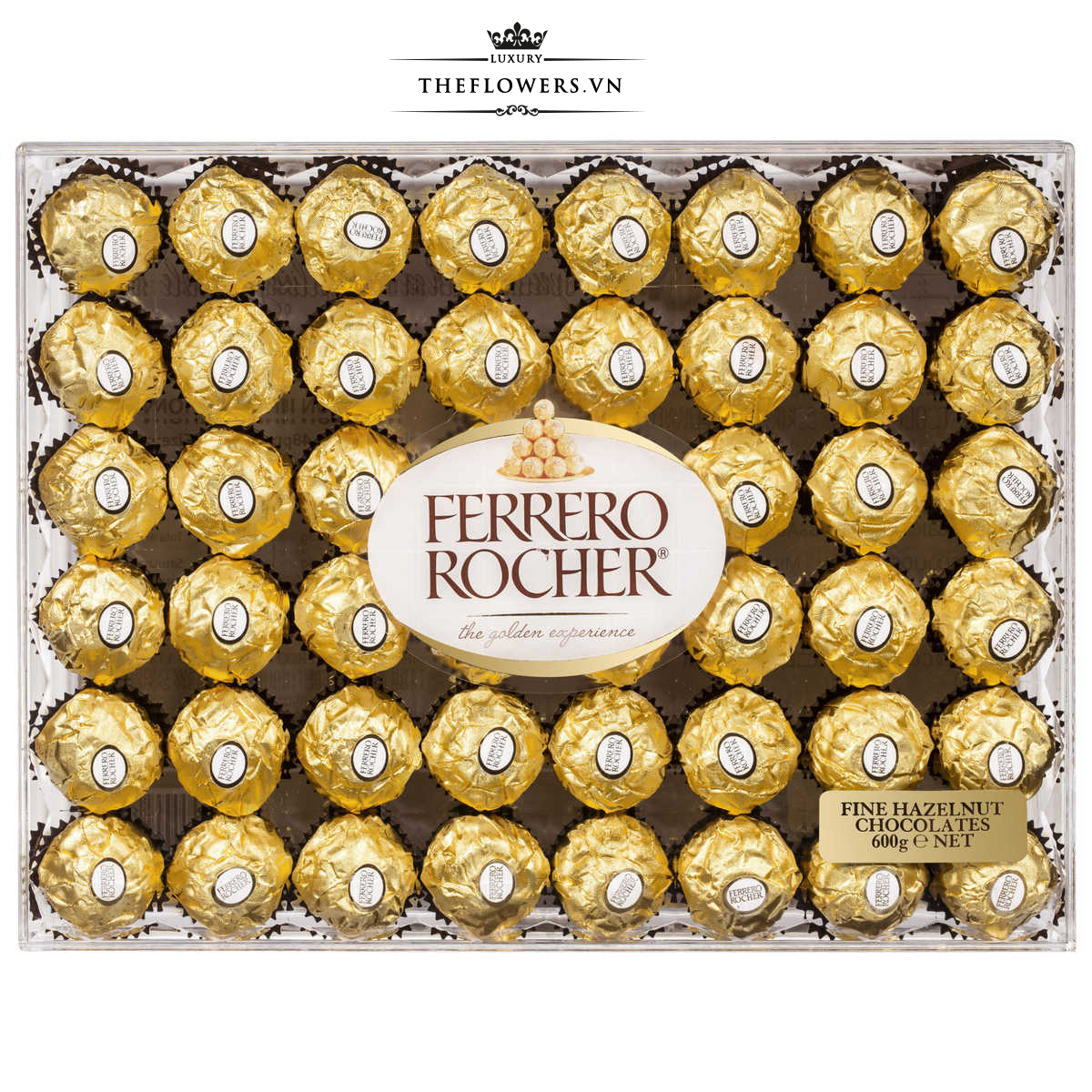 Năm nay nhiều hộp quà chocolate đẹp mắt hết sức, mua biếu Tết ai cũng thích cho xem - Ảnh 6.