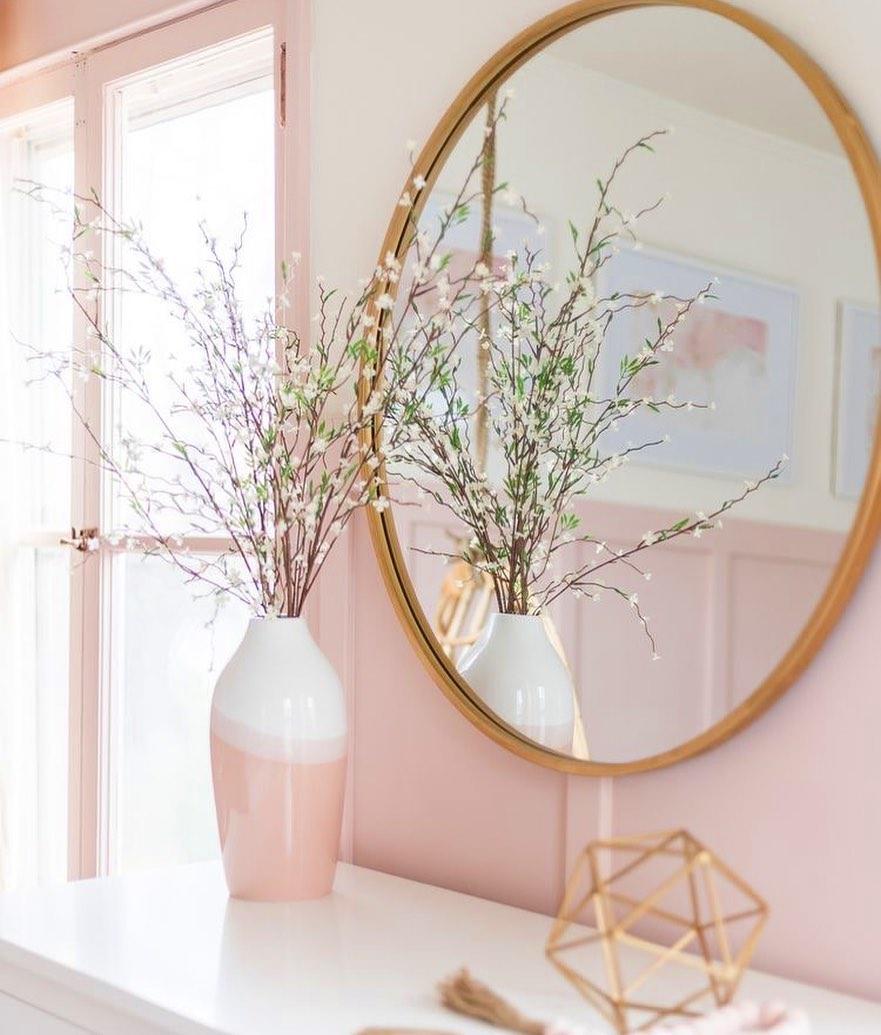 Sắm gương style vintage đẹp bá cháy lên đời phòng ốc lại tiện sống ảo - Ảnh 4.
