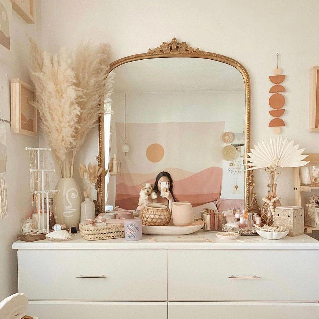 Sắm gương style vintage đẹp bá cháy lên đời phòng ốc lại tiện sống ảo - Ảnh 6.