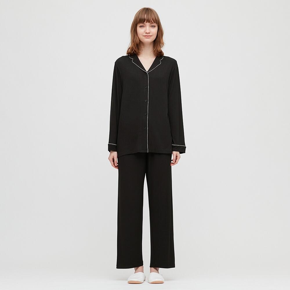 2 hãng pyjama mẫu mã hơi tẻ nhưng lại được Phương Ly mua hoài vì chất vải mặc quá sướng - Ảnh 3.