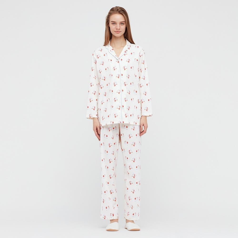 2 hãng pyjama mẫu mã hơi tẻ nhưng lại được Phương Ly mua hoài vì chất vải mặc quá sướng - Ảnh 4.