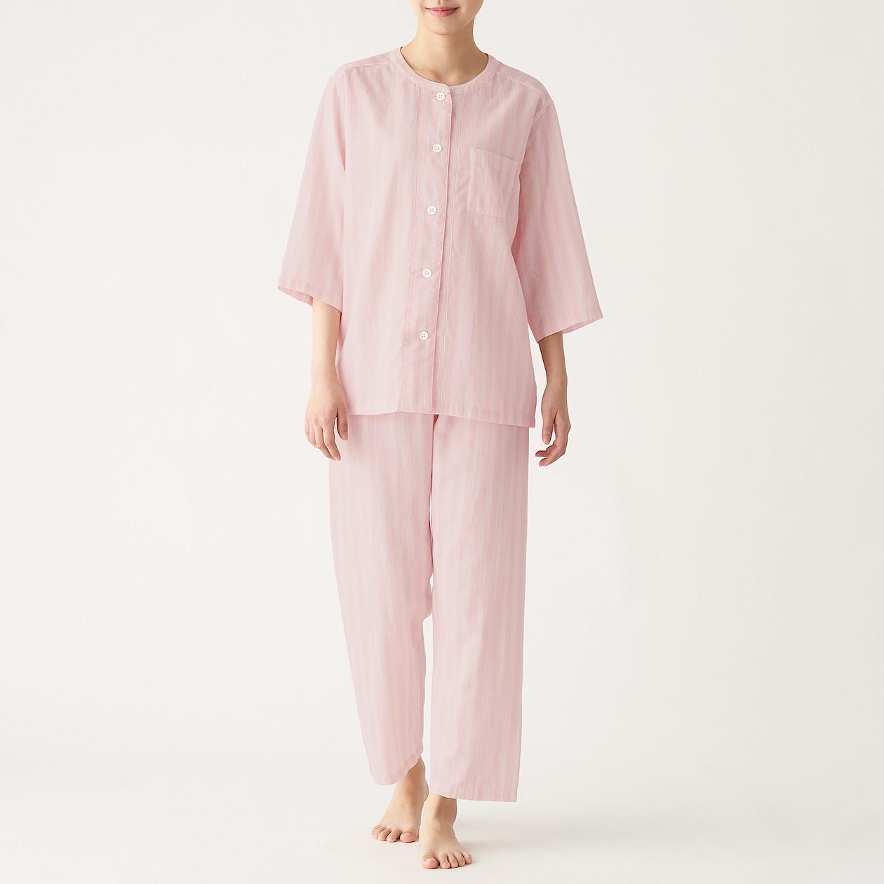2 hãng pyjama mẫu mã hơi tẻ nhưng lại được Phương Ly mua hoài vì chất vải mặc quá sướng - Ảnh 8.