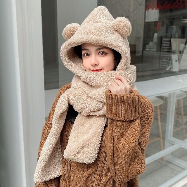 6 khăn len xinh - ấm giá chỉ từ 65k, đọc review xong càng yên tâm mua - Ảnh 3.