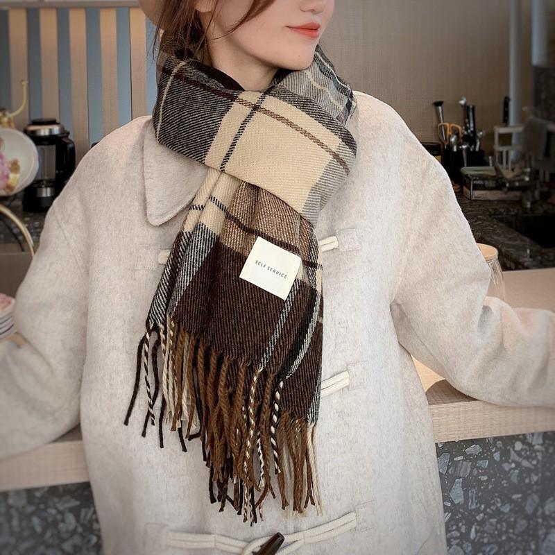 6 khăn len xinh - ấm giá chỉ từ 65k, đọc review xong càng yên tâm mua - Ảnh 9.