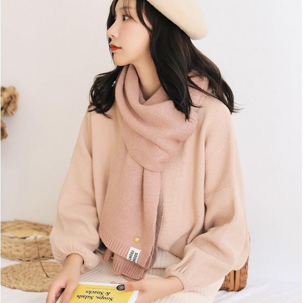 6 khăn len xinh - ấm giá chỉ từ 65k, đọc review xong càng yên tâm mua - Ảnh 7.