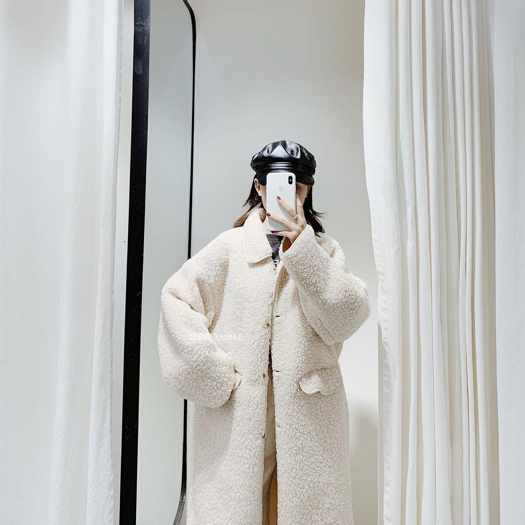 6 áo khoác xinh xẻo ít đụng hàng tại các shop hot, có cả set áo kèm túi xinh ngỡ ngàng - Ảnh 5.