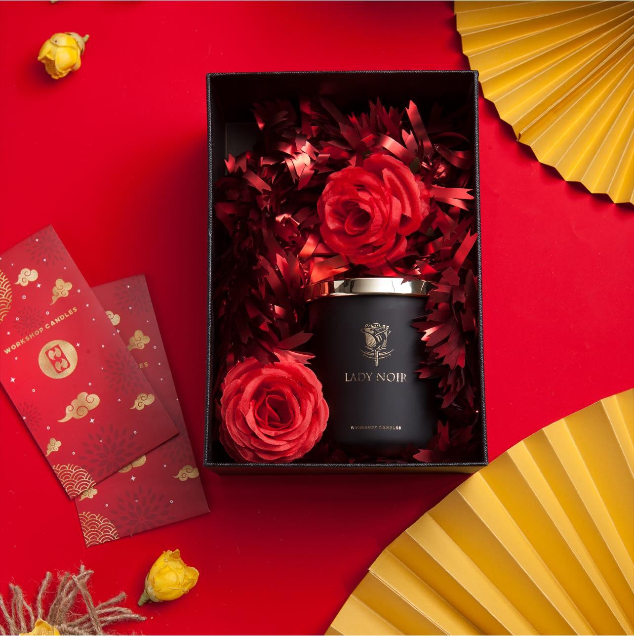 Mua nến thơm tặng nàng dịp Valentine đi các anh ơi: Vừa xịn vừa được khen tinh tế, có gu - Ảnh 1.