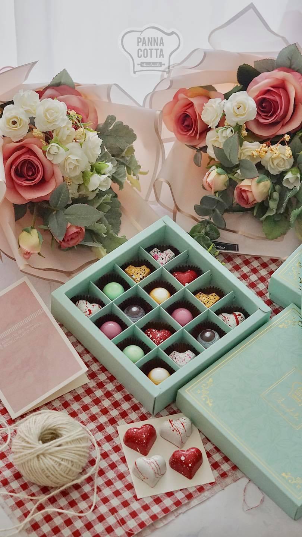 Valentine là phải tặng chocolate: Quà đơn giản nhưng ngọt ngào lịm tim - Ảnh 4.