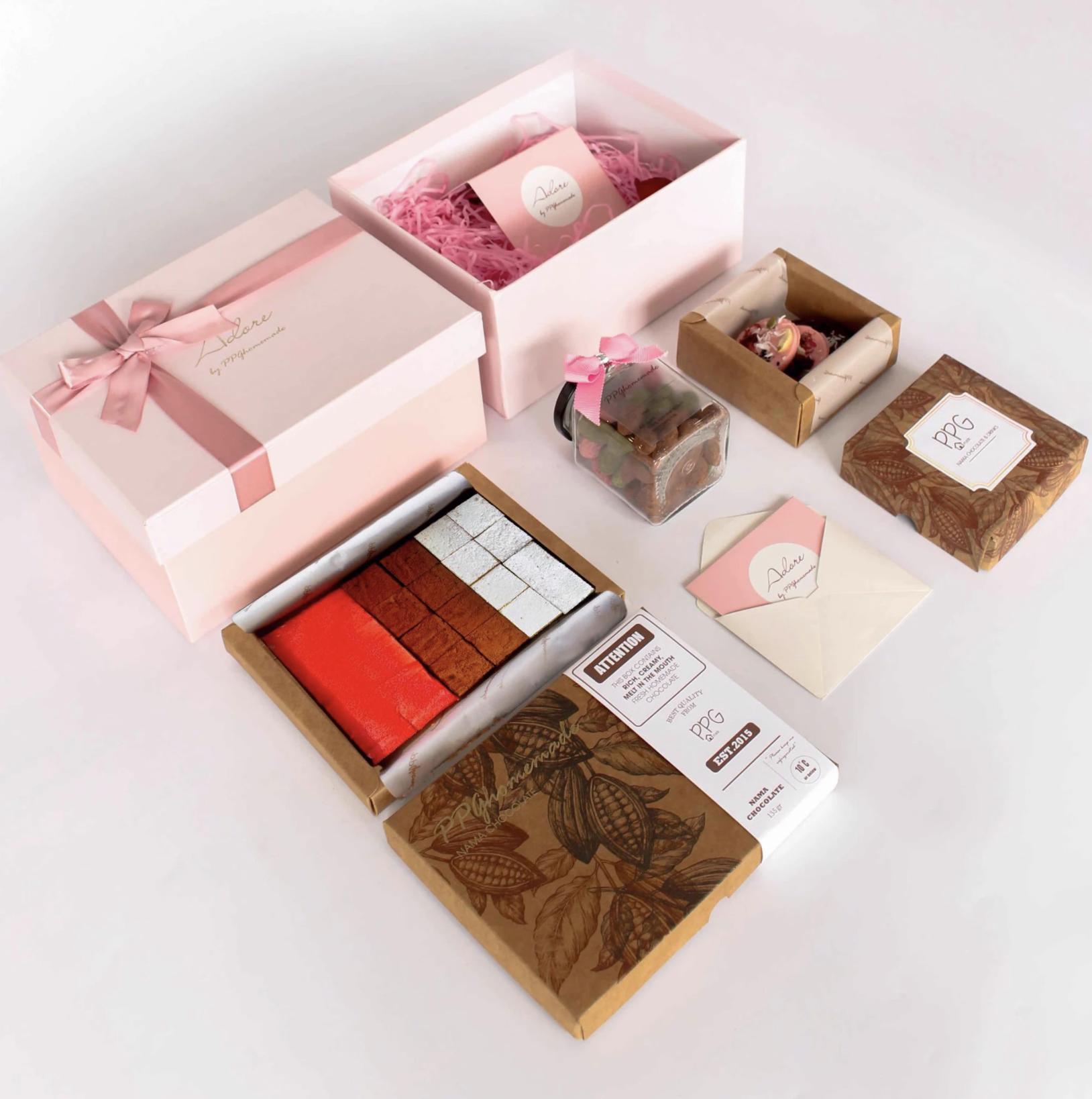 Valentine là phải tặng chocolate: Quà đơn giản nhưng ngọt ngào lịm tim - Ảnh 2.