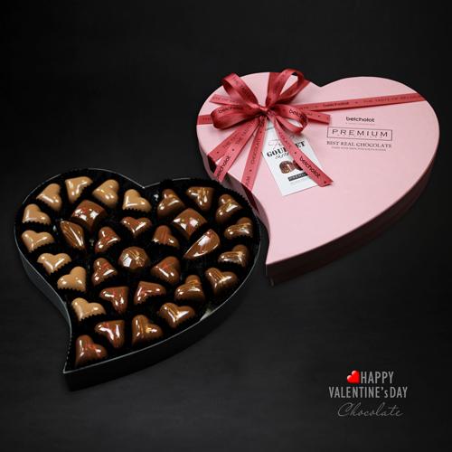 Valentine là phải tặng chocolate: Quà đơn giản nhưng ngọt ngào lịm tim - Ảnh 5.