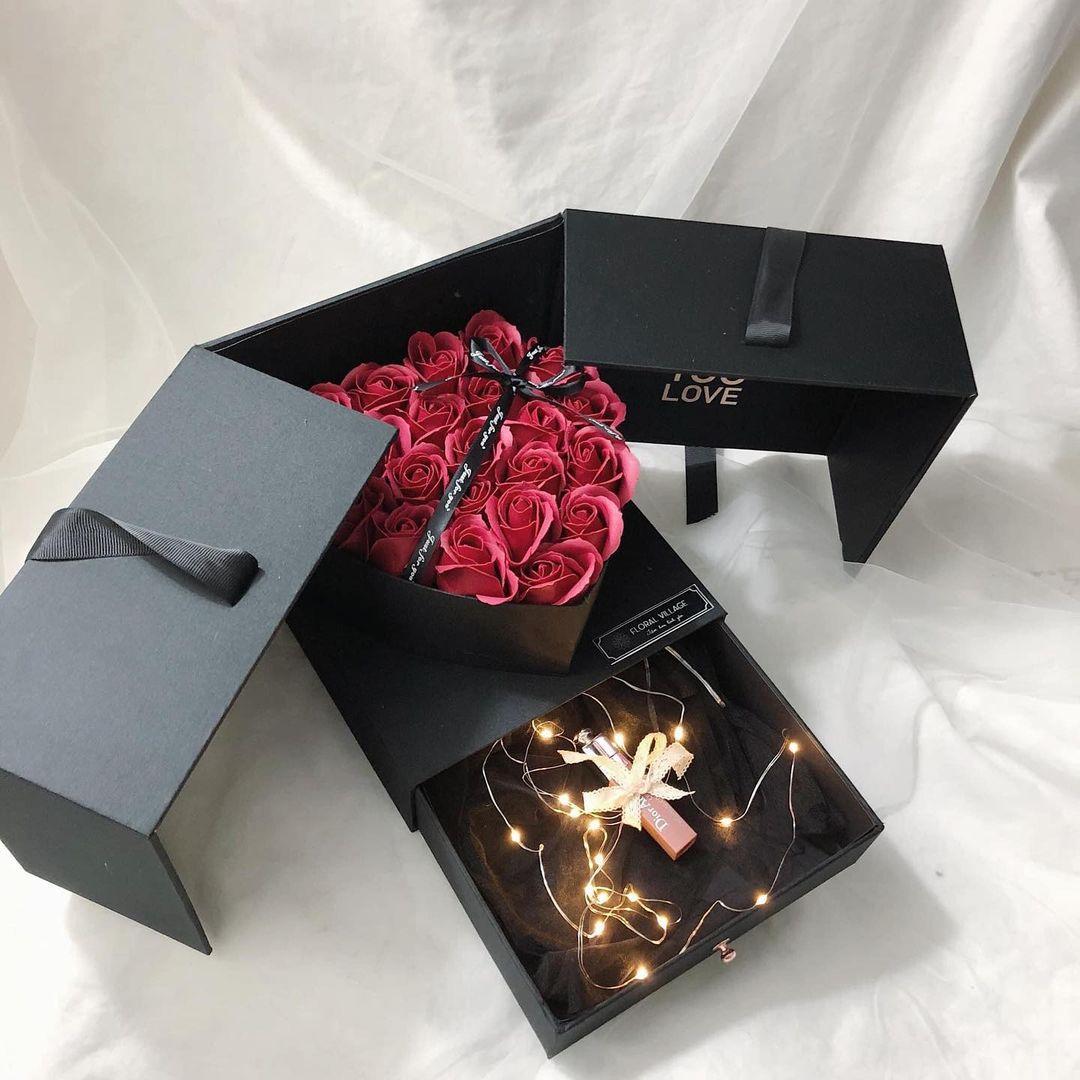 Từ 299K, bạn đã mua được set hoa + quà long lanh để tặng Valentine - Ảnh 4.