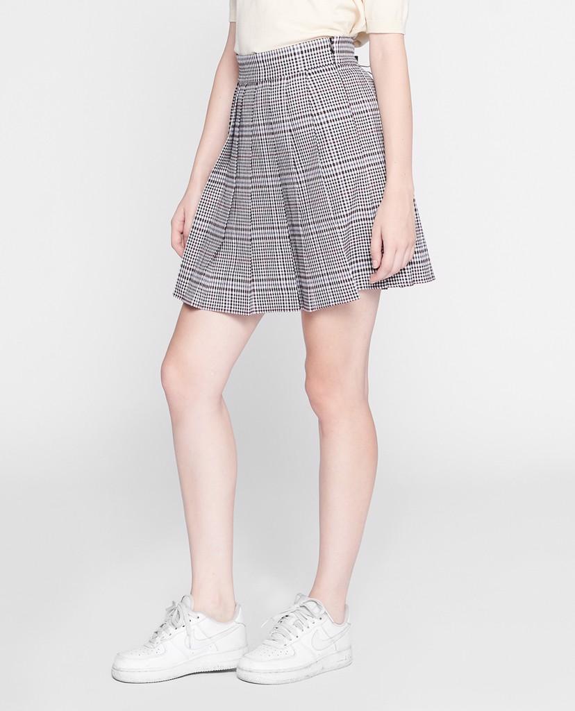 Bỏ ra từ 699K mua chân váy kẻ xếp li xịn xò giống Rosé để xinh suốt năm - Ảnh 7.