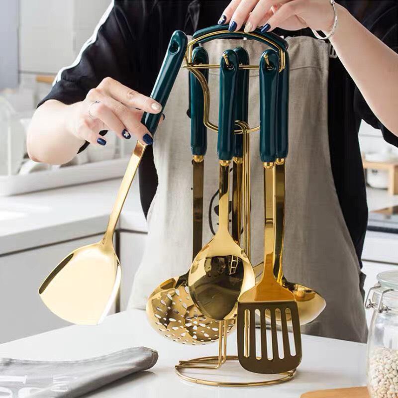 Bộ dụng cụ làm bếp xinh xẻo giúp bạn nấu nướng ngon nghẻ hơn, giá chỉ từ 123k - Ảnh 6.