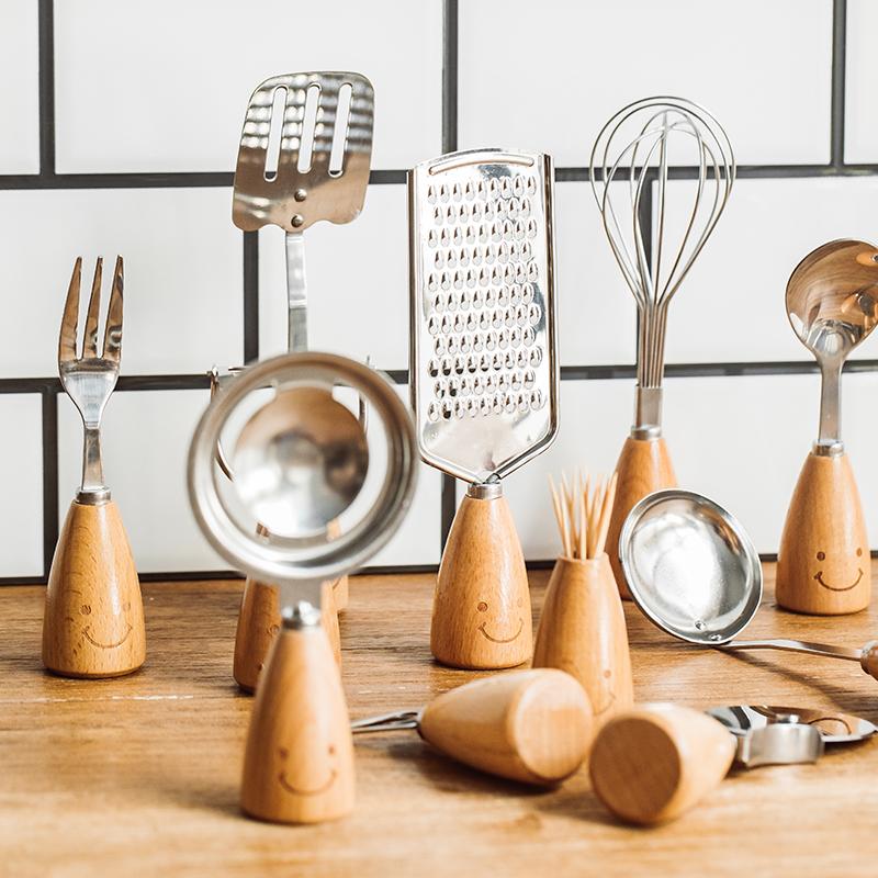Bộ dụng cụ làm bếp xinh xẻo giúp bạn nấu nướng ngon nghẻ hơn, giá chỉ từ 123k - Ảnh 2.