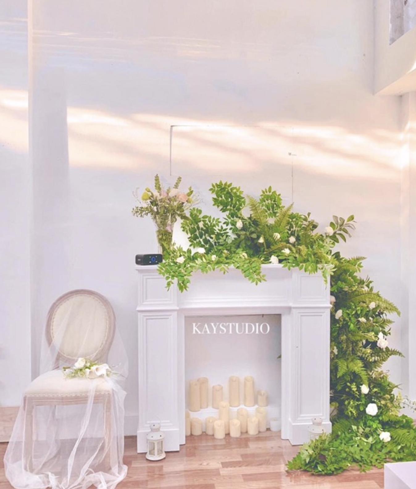 Sắm kệ lò sưởi để nhà đẹp xịn chuẩn phong cách châu Âu - Ảnh 4.