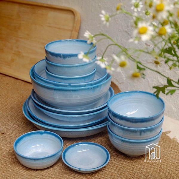 Học Hà Tăng sắm bát đĩa đẹp mê, bày sương sương cũng ra thành quả xịn như food blogger - Ảnh 5.