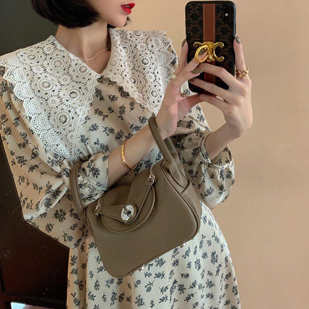 Đầu xuân Hòa Minzy mua váy hoa vintage, chị em muốn xinh như nàng thơ nên bắt chước - Ảnh 7.