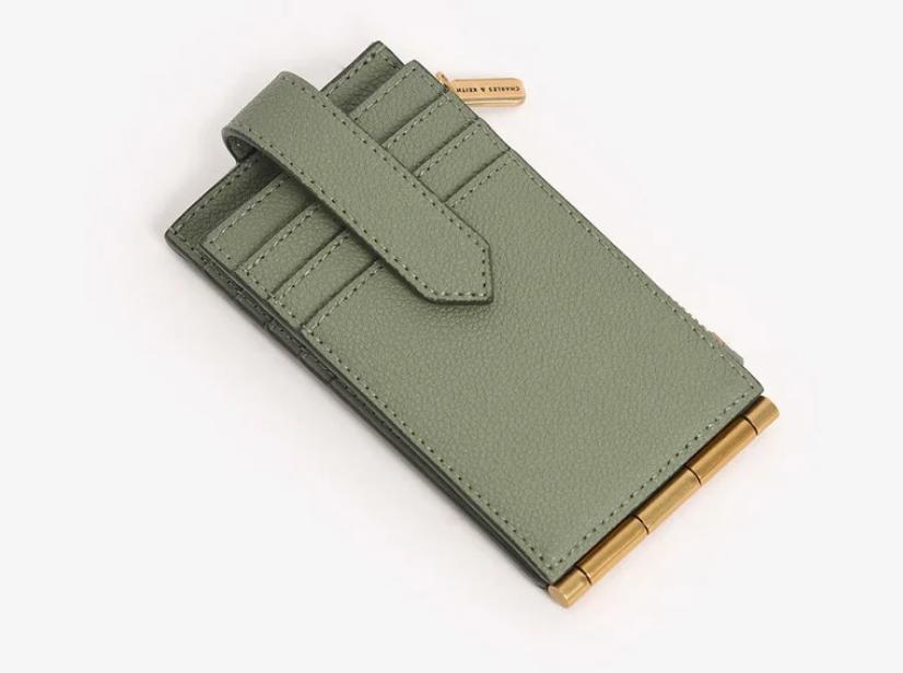 8 chiếc ví tiền hoàn hảo cho người mệnh Kim, sắm về là lộc đến ầm ầm - Ảnh 7.