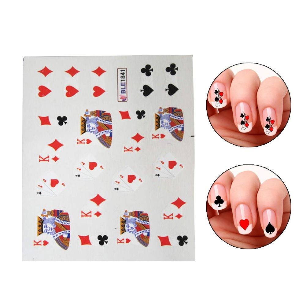 5 mẫu nail dán dành cho người chơi hệ Tết, giá siêu rẻ chỉ từ 8k - Ảnh 3.